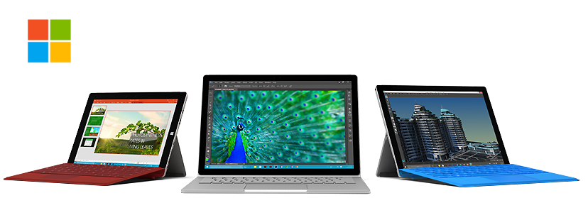 Surface Pro V5 Family